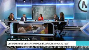 Els advocats dels presos independentistes es plantegen saltar-se el Constitucional i anar directament al Tribunal Europeu