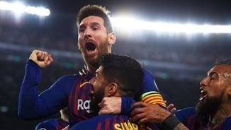 """Barça, 3 - Liverpool, 0. Els gols a """"LaTdT"""""""