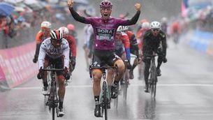 Doblet victoriós d'Ackermann al Giro