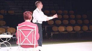 Circ, madurar i Maruja Limón