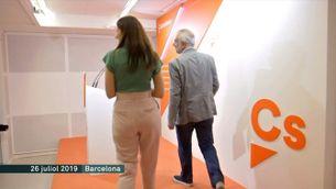 Ciutadans fulmina Roldán i posa Carrizosa de candidat a la Generalitat
