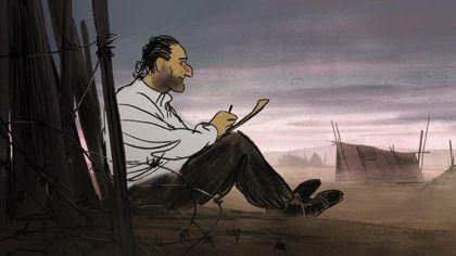 """Fotograma del film """"Josep"""", dirigit per Aurel"""