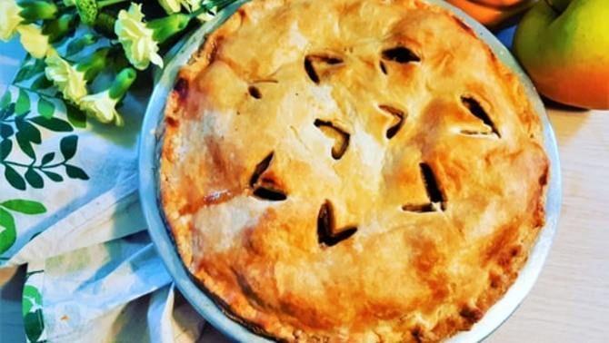 """Fer l'""""apple pie"""" és fàcil, si saps com"""