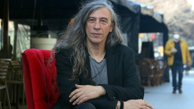 """Gerard Quintana l'han guardonat amb el Ramon Llull per """"L'home que va viure dues vegades"""" (ACN/Pere Francesch)"""