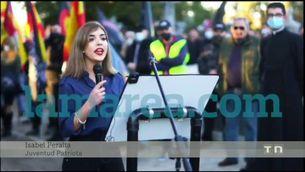 Polèmica per l'acte feixista de Madrid amb proclames contra els jueus