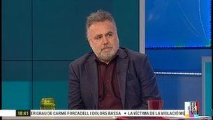 """Eduard Vieta: """"Les circumstàncies externes fan aflorar moltes malalties mentals"""""""