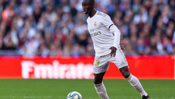 Mendy s'uneix a la llista de baixes del Reial Madrid a Getafe