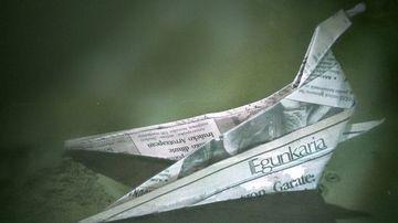 """""""Egunkaria: Ales de paper"""""""