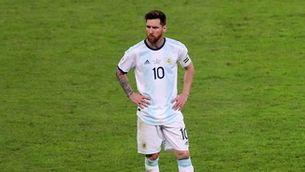 """Leo Messi: """"És el moment de donar un cop"""""""