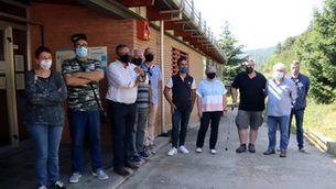 Indignació a l'Alt Berguedà perquè tots els dispensaris es queden sense metge fins a finals de setembre