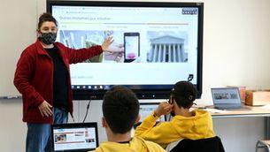 272 mentors formaran docents per adaptar els projectes educatius a la digitalització
