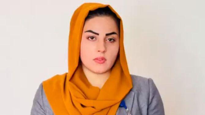 Una periodista afganesa denuncia que els talibans no la deixen treballar