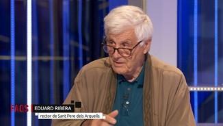 """Imatge de:Mossèn Ribera, sobre Xavier Novell: """"El vaig veure un dia totalment enfonsat, estava tip de tot"""""""