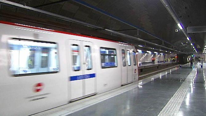 El metro arriba al Carmel cinc anys després de l'enfonsament del túnel de prolongació de la L5