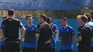 L'Espanyol comença una setmana amb dos amistosos.