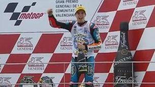 Àlex Márquez es corona a Moto3