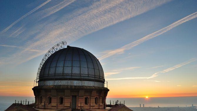 2015 va ser l'any més sec i el més càlid de la història a l'Observatori Fabra de Barcelona