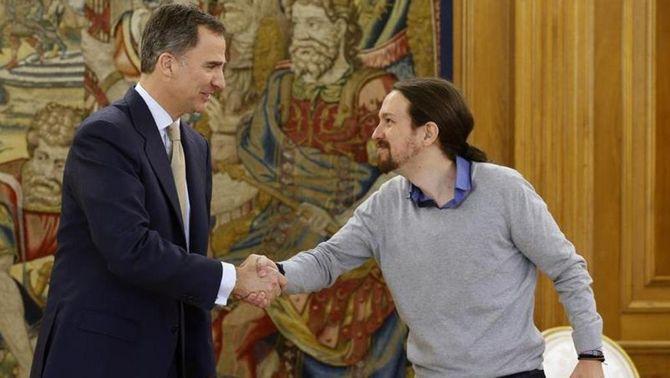Iglesias lamenta que el PSOE rebutgi la proposta de Compromís de pacte a la valenciana