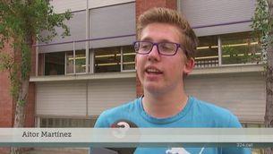 Els estudiants recullen 15.000 firmes perquè es repeteixi l'examen d'Economia de la selectivitat