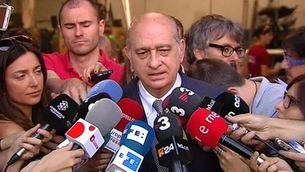 """Jorge Fernández Díaz: """"Els que volen la meva dimissió només busquen la destrucció d'un adversari polític"""""""