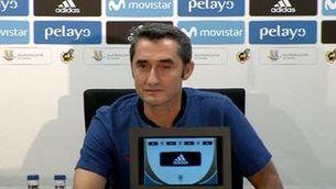 """Valverde: """"Paulinho? Tinc la sensació que demà no jugarà amb nosaltres"""""""