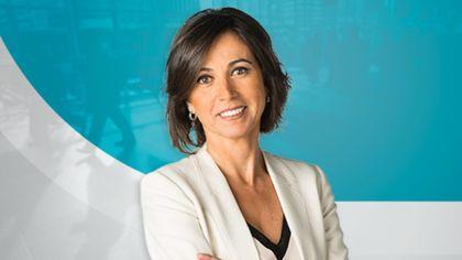 """Lídia Heredia, presentadora d'""""Els matins"""""""