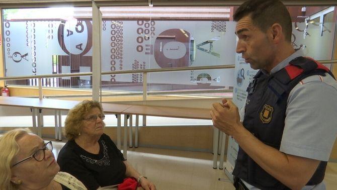Una estafa a la gent gran: demanar diners per a un familiar falsament detingut