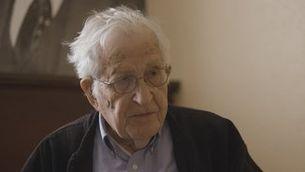 """Chomsky: """"Seria una perversió que un tribunal fes culpable un poble per un referèndum"""""""