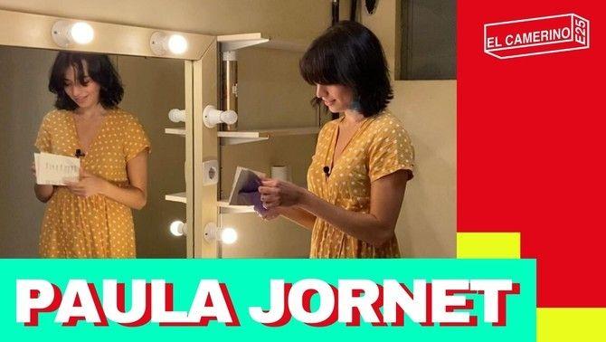 Ens colem al Teatre Poliorama amb la Paula Jornet