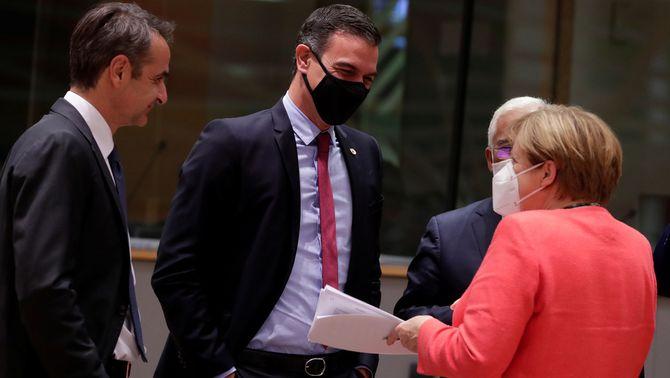 """""""Acord històric"""" de la UE: pla de recuperació de 750.000 milions per la crisi de la Covid"""