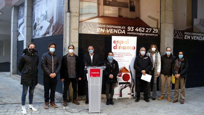 El primer projecte d'habitatge cooperatiu a Lleida ja compta amb 9 famílies inscrites