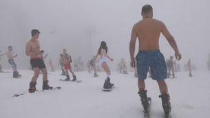 Esquí no apte per a fredolics