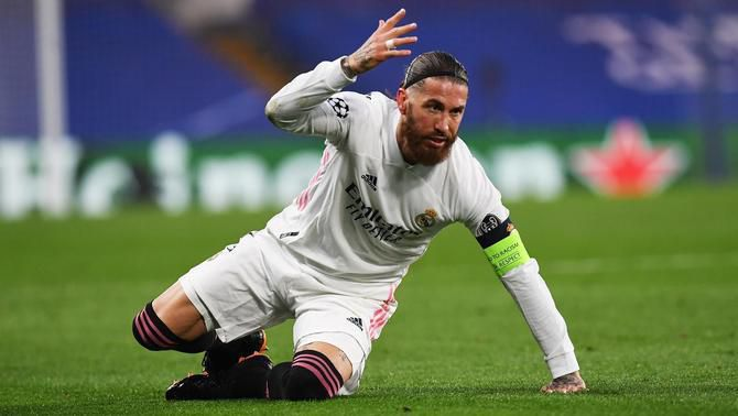 "Sergio Ramos: ""Fotuts, sí. Enfonsats, mai"""