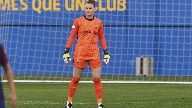 El Barça renova Sandra Paños fins al 2024
