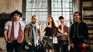 La banda de Barcelona Terrorists of Romance