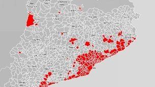 Els alcaldes metropolitans assumeixen com a necessari el toc de queda per controlar la pandèmia