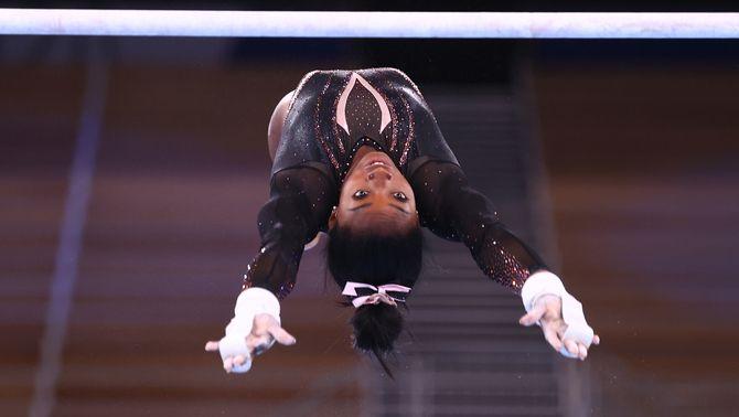 Simone Biles apunta que serà la reina dels Jocs de Tòquio