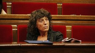 """Teresa Jordà: """"L'ampliació és necessària però des del consens. Em sembla un xantatge"""""""
