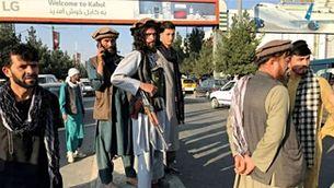 Imatge de Kabul sota el règim dels talibans, setembre de 2021, captada per l'enviat de CR Sergi Roca