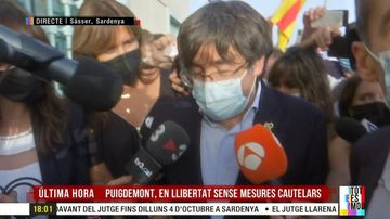 """carles-puigdemont-en-llibertat:-""""espanya-no-perd-oportunitat-de-fer-el-ridícul"""""""