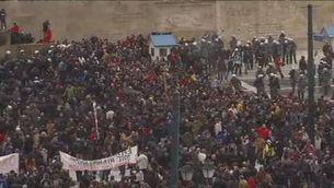 Grècia en vaga general