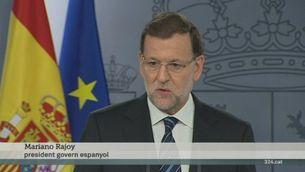 Rajoy no es mou