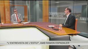 Ramon Espadaler, candidat UDC eleccions 27 de setembre