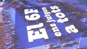 Unes 40.000 persones donaran suport a Mas, Ortega i Rigau el 6-F