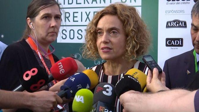 Batet surt al pas de les crítiques de Torra pel fet que Sánchez es reuneixi abans amb Urkullu