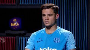 """Coutinho: """"El partit contra el Liverpool serà molt especial"""""""