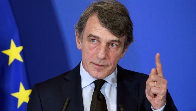 El president del Parlament Europeu demana a Espanya que apliqui la sentència sobre Junqueras