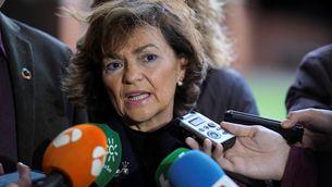 """Calvo diu que la sentència europea sobre Junqueras """"obliga el nostre Suprem"""""""