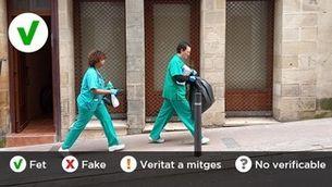 És cert que hi ha lladres que intenten entrar a les cases fent-se passar per metges amb l'excusa del coronavirus?