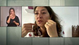 Salut sancionarà Hestia Palau per deficiències en l'atenció de pacients - Llengua de signes